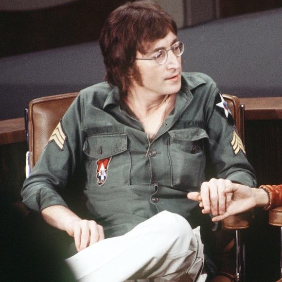 Vintage Jackets Amp Coats John Lennonreinhardt Army Jacket